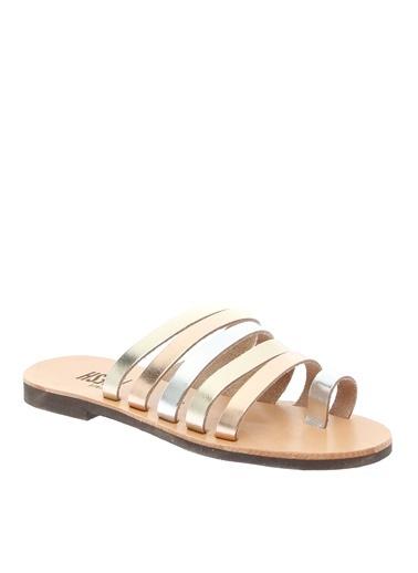 Fresh Company Sandalet Altın